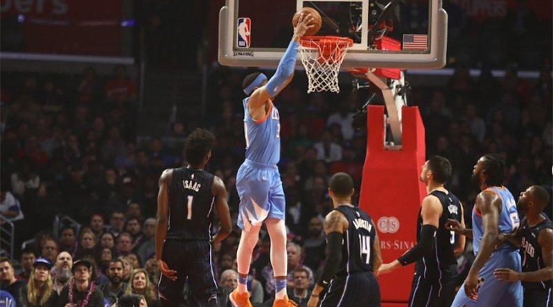 Los Angeles Clippers vs Orlando Magic