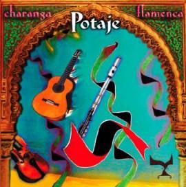 Front Potajes CD Charanga Flamenca 1999 1 298x300 - Charanga Flamenca 1999