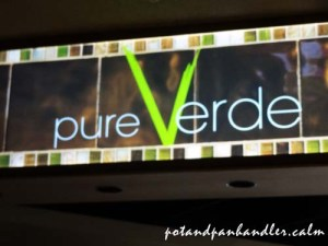 Pure Verde, Miami, Florida