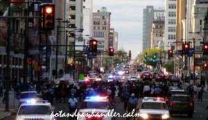 Protestors Philadelphia, PA 2015