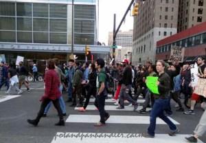 Philadelphia protestors 2015