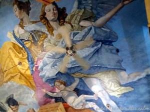 Mural Inside Philadelphia, Pennsylvania's Bellini