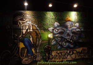 Barrio Cafe Graffiti, Phoenix, Arizona