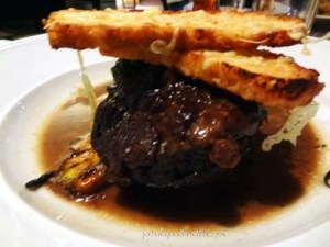 the Chef & the Farmer Short Ribs, Kinston, North Carolina