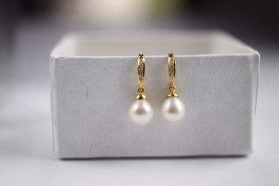 Freshwater Pearl Drops