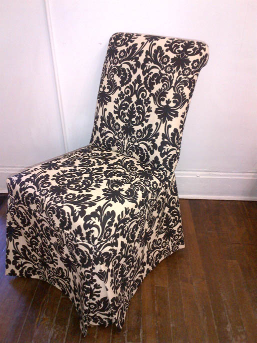 custom dining chair slipcovers plastic tables and chairs | potato skins toronto
