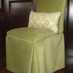 Parsons Dining Chair Covers Nice Looking Gaming Chairs Custom Slipcovers   Potato Skins Toronto