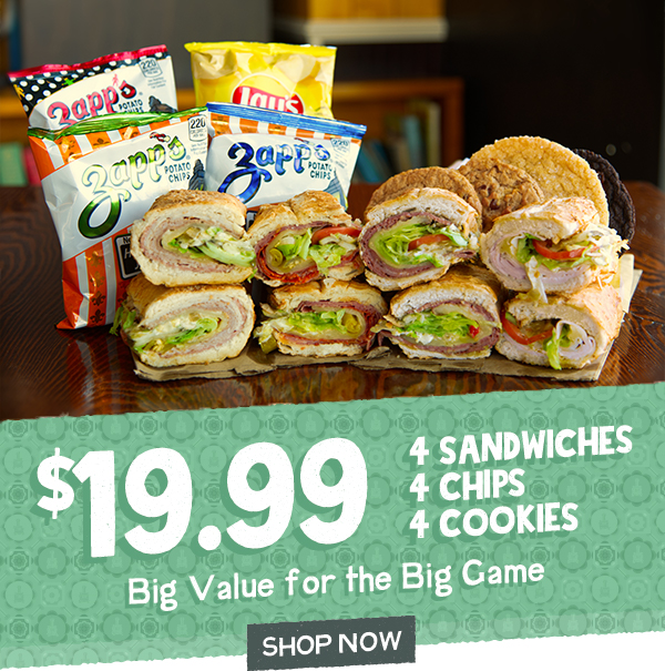 Big value for the big game