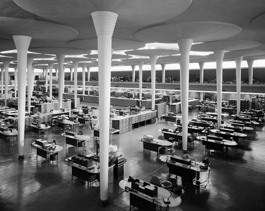 Ezra Stollers Frank Lloyd Wright  PDN Photo of the Day