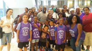Basketball Family