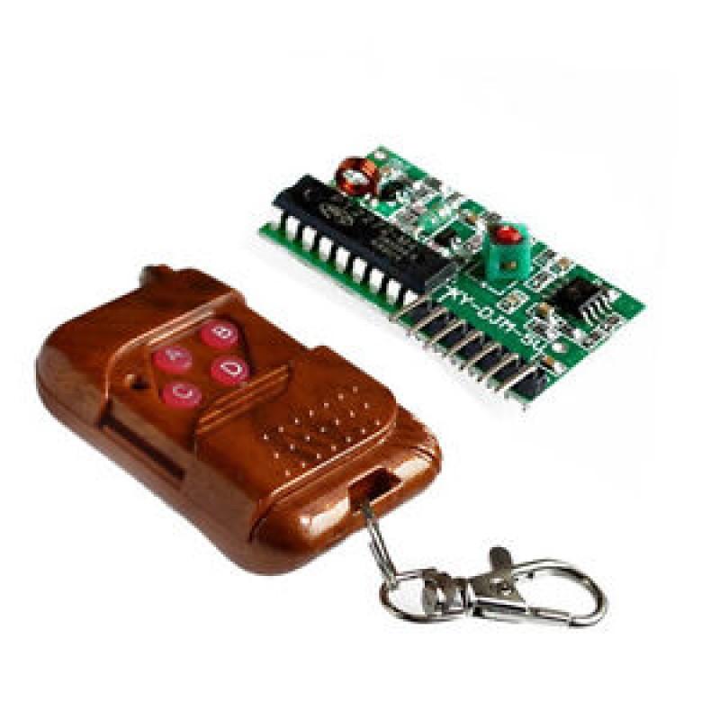 Module Buy Remote Control Receiver Modulerf Receiver Circuit Module