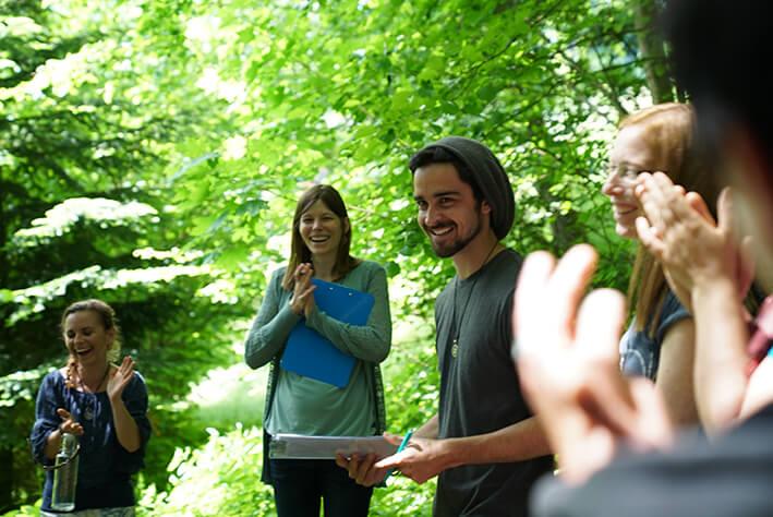 Ellbach Wochenendseminar Potenzial entfalten kuenstlerische Feedbacks