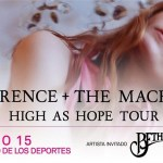 Florence + the Machine anuncia que su High As Hope Tour llegará a México