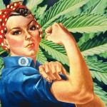 """Mujeres canadienses dicen que la marihuana las hace """"mejores madres"""""""
