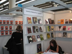 Photo from Frankfurt Book Fair