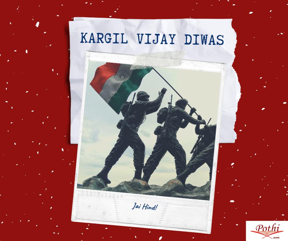 Books on the Kargil War on Kargil Vijay Diwas 2021
