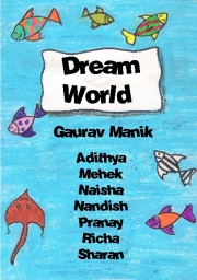 Cover for Dream World by Gaurav Manik