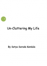 Un-Cluttering My Life (e-book)