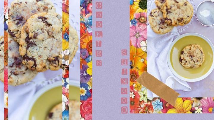 Cookies au spéculoos et coeur fondant au praliné