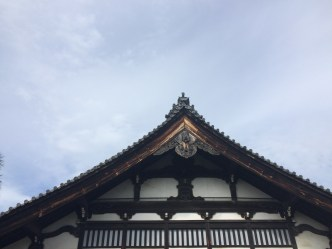 A shrine in Gion