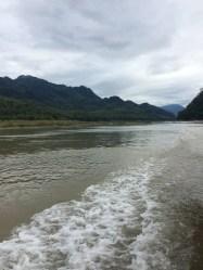 Mekong and mountains