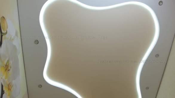 Лента с подсветкой для натяжных потолков в кривом роге