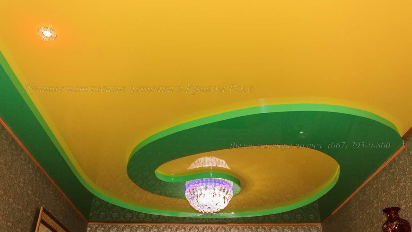 Китайская люстра для натяжного потолка в кривом роге