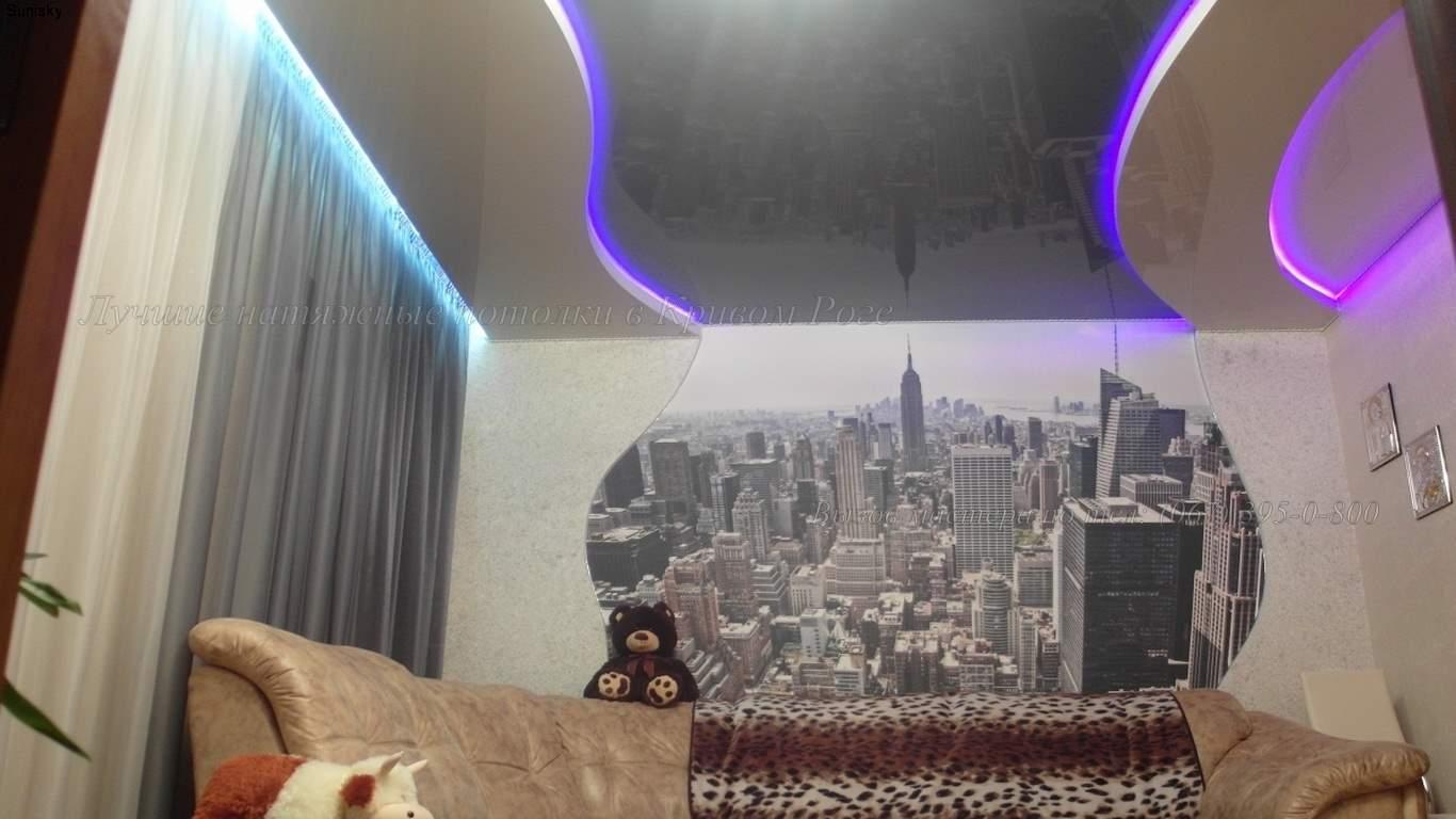 Светодиодная подсветка для натяжного потолка