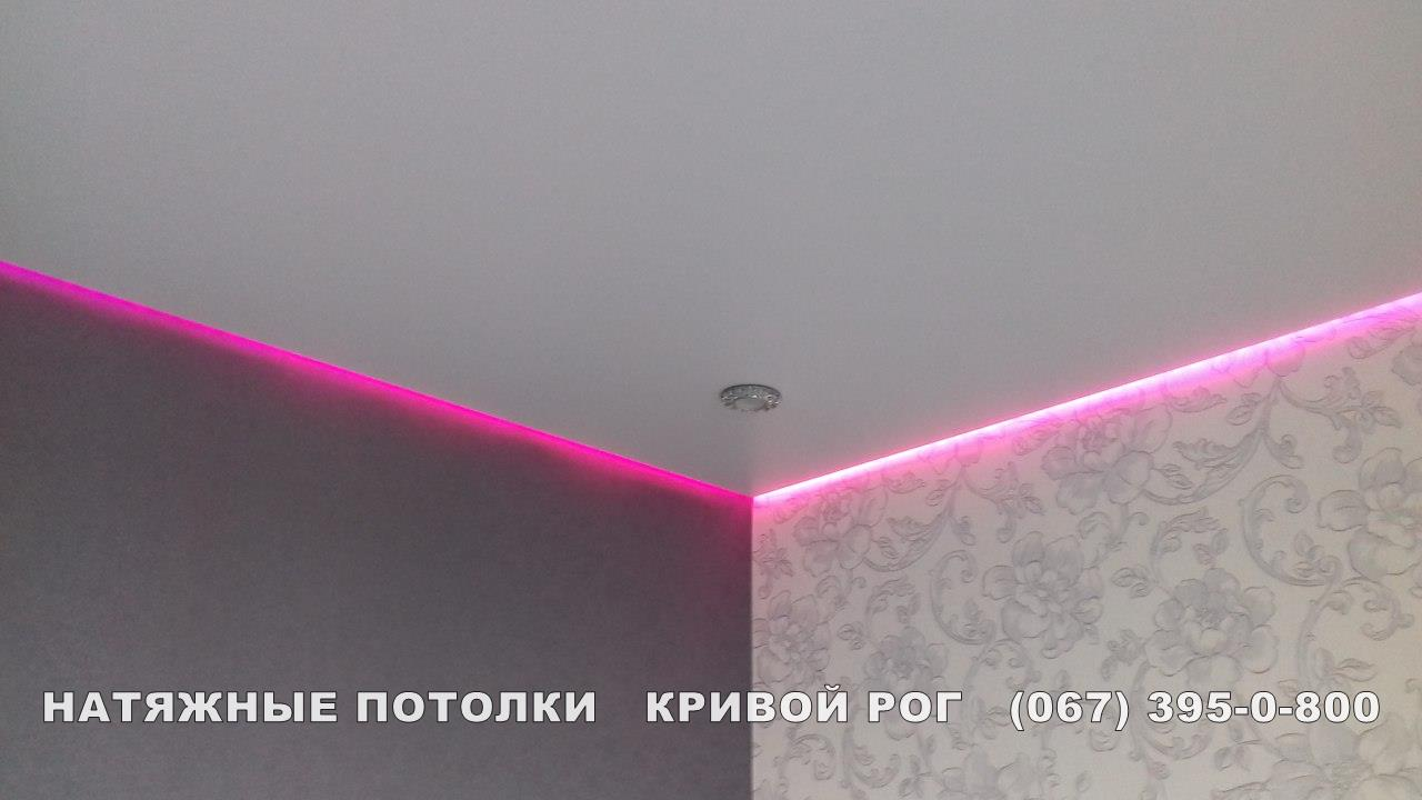 Заказ парящего натяжного потолка в Кривом Роге