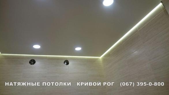 Купить недорого парящий натяжной потолок