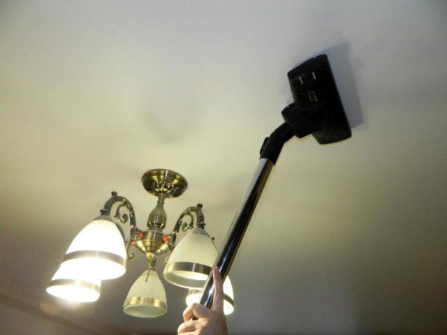 Ceiling Cleaning Støvsuger