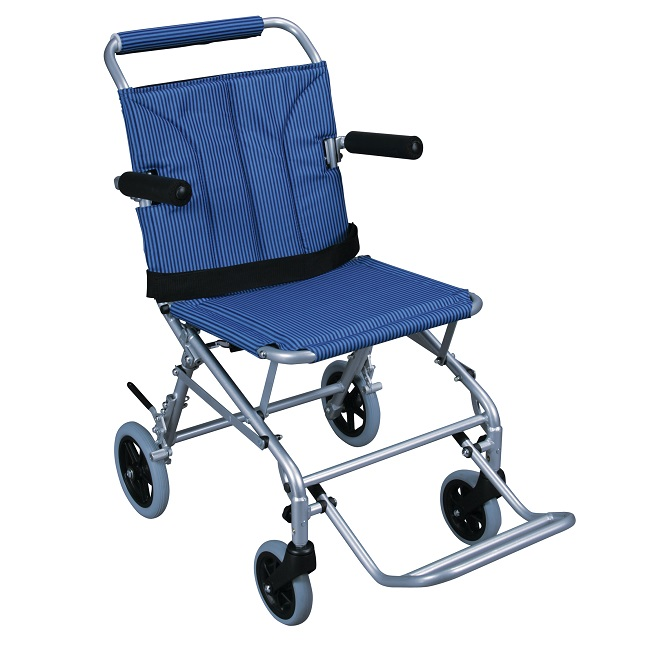 transport chair walgreens denim covers superlight with carry bag potomac medical supplies inc