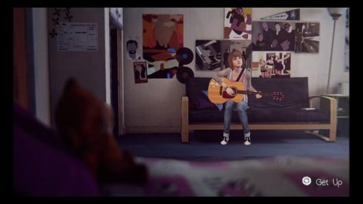 Life Is Strange Guitarra