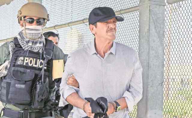 El Güero' Palma sale de penal del Altiplano; lo reaprehenden –  Potosinoticias.com