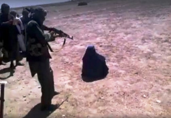Taliban-execute-woman-in-Jawzjan