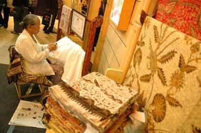 Dulu Natuna, Kini China Klaim Batik Dari Negaranya