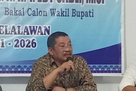 Tengku Azmun: Insya Allah Pasangan HT Menang Pilkada Pelalawan