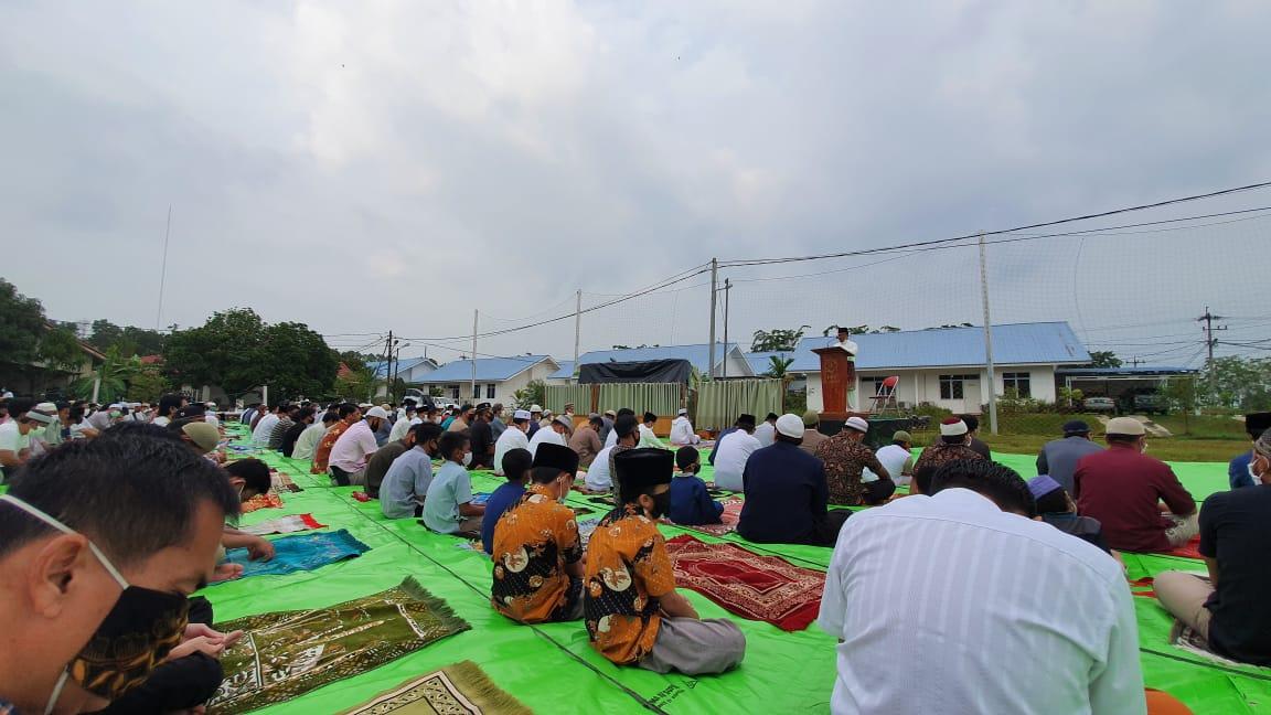 Hikmah Pandemi, Peserta Qurban di Riau Kompleks Meningkat