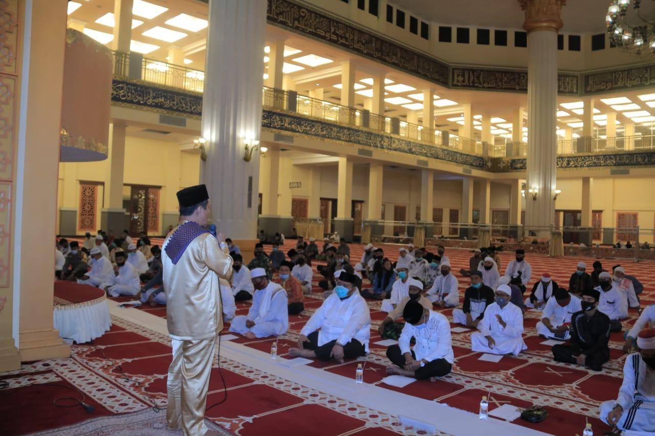 Pjs Bupati Rohul, Zikir dan Doa Langkah Membangun Rohani