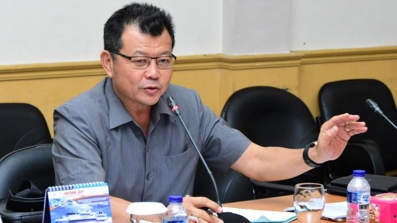Kejati Riau Periksa Ketua Komisi II DPRD Bengkalis