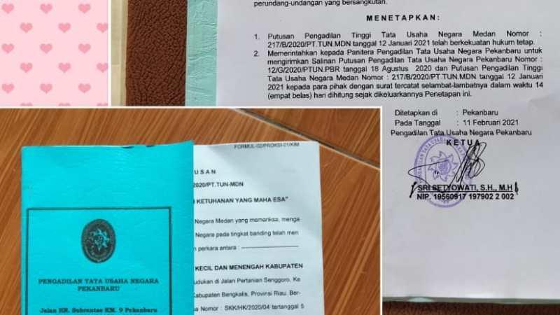 Kubu Suwitno Pranolo Menangkan Perkara Sengketa Koperasi BBDM
