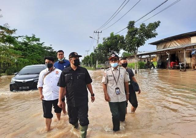 Pemko Pekanbaru Diminta Serius Tangani Persoalan Banjir, Jangan Diam