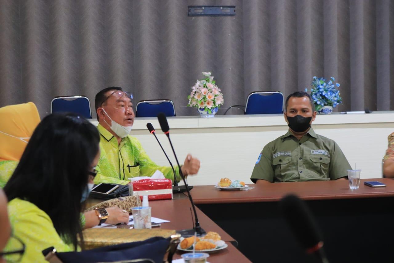 Pemko Tanjungbalai Belajar Inovasi ke Payakumbuh
