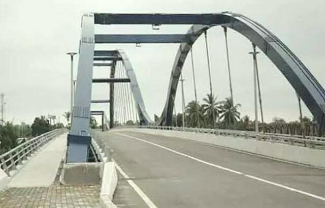Korupsi Jembatan Waterfront City, PPTK dan Manajer PT Wika Divonis 4 Tahun Penjara