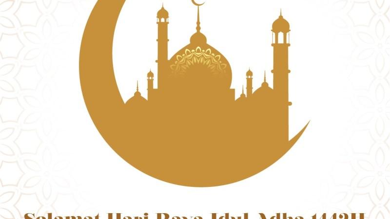 Ucapan Idul Adha 1442 M dan Himbauan PT. Beurata Subur Persada