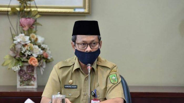 Rapat Persiapan Hari Jadi ke 64 Riau, Pj Sekdaprov Riau Harap Kematangan Rencana dan Program Kegiatan