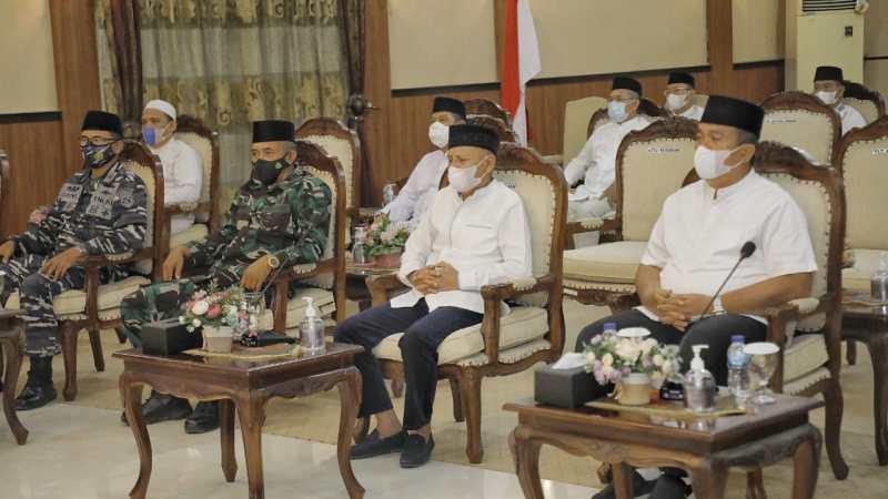 Zikir dan Doa Kebangsaan 76 Tahun Indonesia Merdeka secara Virtual