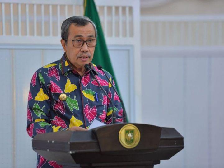 Perlu Koordinasi dan sinkronisasi Kebijakan TPID Untuk Mencapai Sasaran Inflasi di Riau