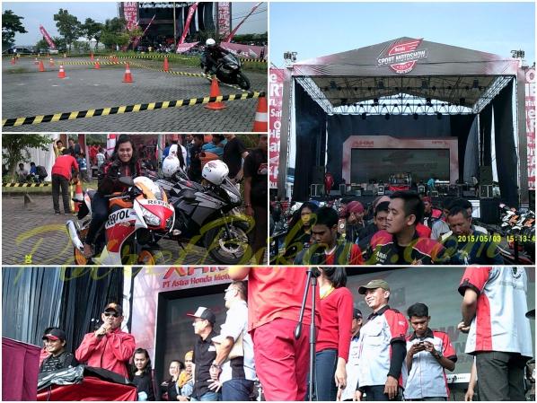 Honda Motor Show 2015
