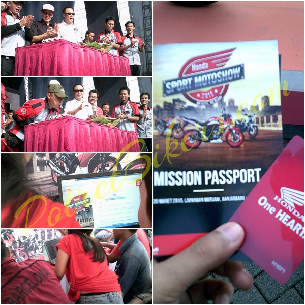 Honda Motor Show - Puspa Agro